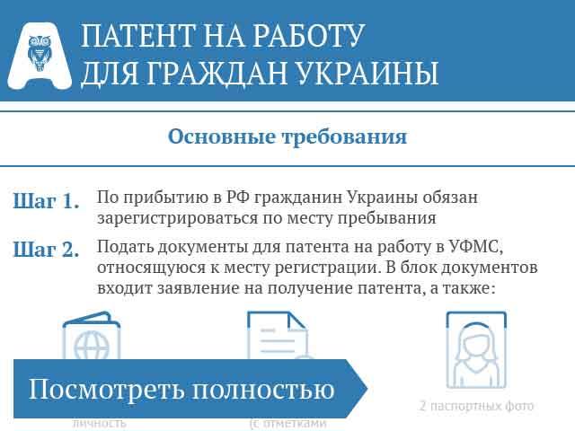 Патенты на работу красногорск медицинская книжка за один день екатеринбург