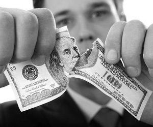 Признаки ветхих банкнот Банка России, где их поменять