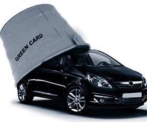 Зелёная карта на автомобиль, как купить страховку на машину