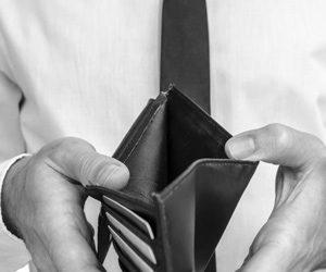Образец заявления о банкротстве физического лица, подача заявления