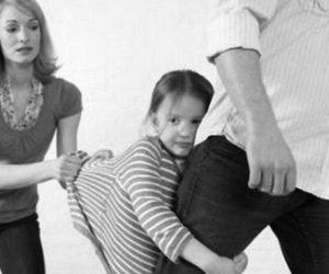 С кем остается ребенок при разводе: порядок общения с ребенком