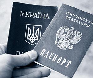 Уведомление о двойном гражданстве, образец