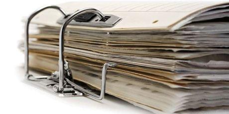 Бумажная выписка из ЕГРЮЛ и ЕГРИП только за деньги