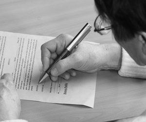 Как составить и написать завещание на наследство, образец, сколько стоит оформить завещание у нотариуса