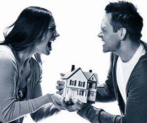 Как делится квартира в ипотеке при разводе супругов с детьми, раздел имущества при ипотеке Москва
