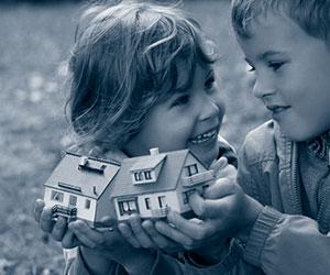 Как оформить дом купленный на материнский капитал