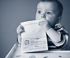 Как прописать ребенка и какие документы нужны для прописки новорожденного