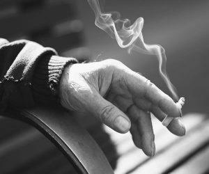 За курение на балконе - штраф
