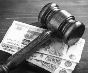 Оплатить судебный штраф сможет любой человек