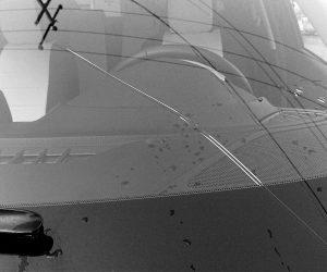 Реален ли штраф за трещину на лобовом стекле