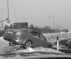 ДТП из-за снегопада: можно оспорить