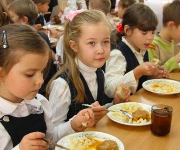 Как оформить бесплатное питание в школе