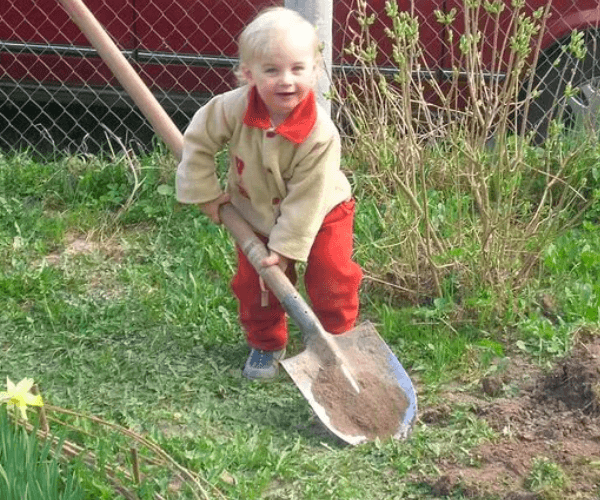 Эксплуатация детского труда
