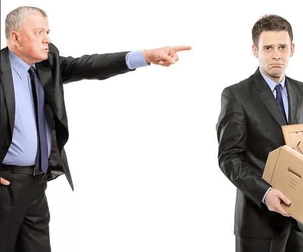 Увольнение материально ответственного лица по собственному желанию