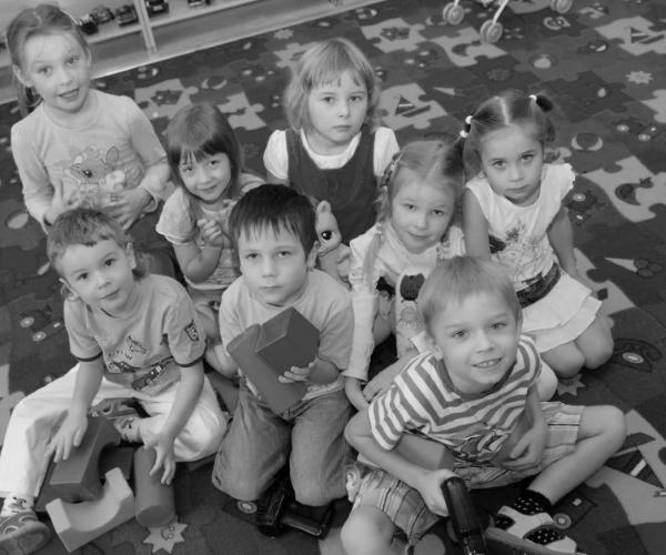 Документы на очередь в детский сад
