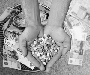 Минздрав рассматривает отмену компенсации за лекарства