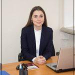Курбанова Дина Альфредовна, юрист