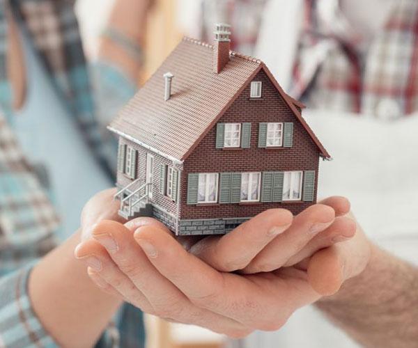 оформить дарственную на недвижимость