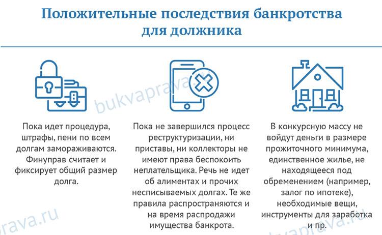 polozhitelnye-posledstviya-bankrotstva-dlya-dolzhnika