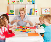 характеристика на воспитателя детского сада
