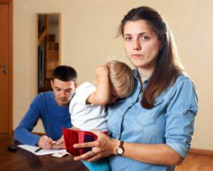 алименты на ребенка с безработного